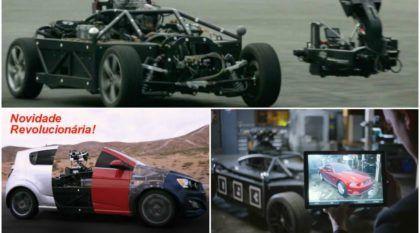 """Novidade revolucionária! Esse """"Carro Mágico"""" se transforma em qualquer outro que ele quiser (de um jeito inacreditável)!"""