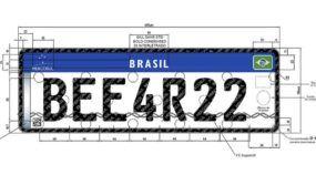 Atenção: Carros no Brasil terão novas Placas do Mercosul já em 2017! Vídeo esclarece as mudanças.