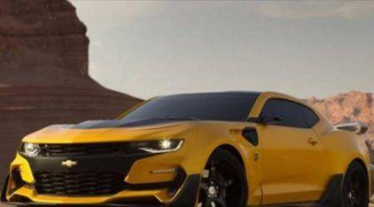 Novidade: Revelado o novo Camaro Amarelo (Bumblebee) do Transformers 5 - O último cavaleiro!