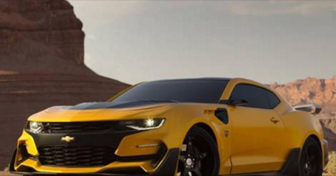 novidade revelado o novo camaro amarelo bumblebee do transformers 5 o ltimo cavaleiro. Black Bedroom Furniture Sets. Home Design Ideas