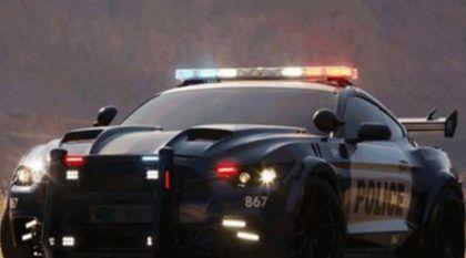 """Novidade do """"Transformers 5"""": Revelado o novo Mustang (Barricade)!"""