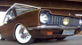 Ford Corcel 1977 Luxo: um clássico nacional agora restaurado e muito invocado