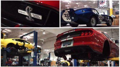 Shelby: por dentro da fábrica que é considerada um dos templos do automobilismo