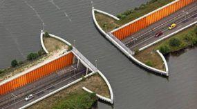 Uma ponte ao contrário? Conheça essa curiosa obra (e veja como foi construída)!