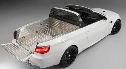 BMW surpreende e agora cogita fabricar uma Picape!