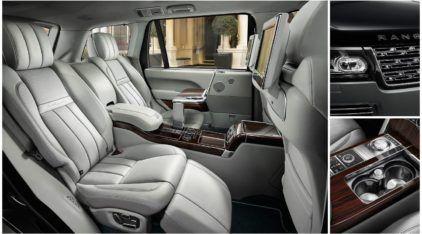 Custando mais de R$ 1 milhão, chega ao Brasil o Range Rover mais luxuoso de todos os tempos!