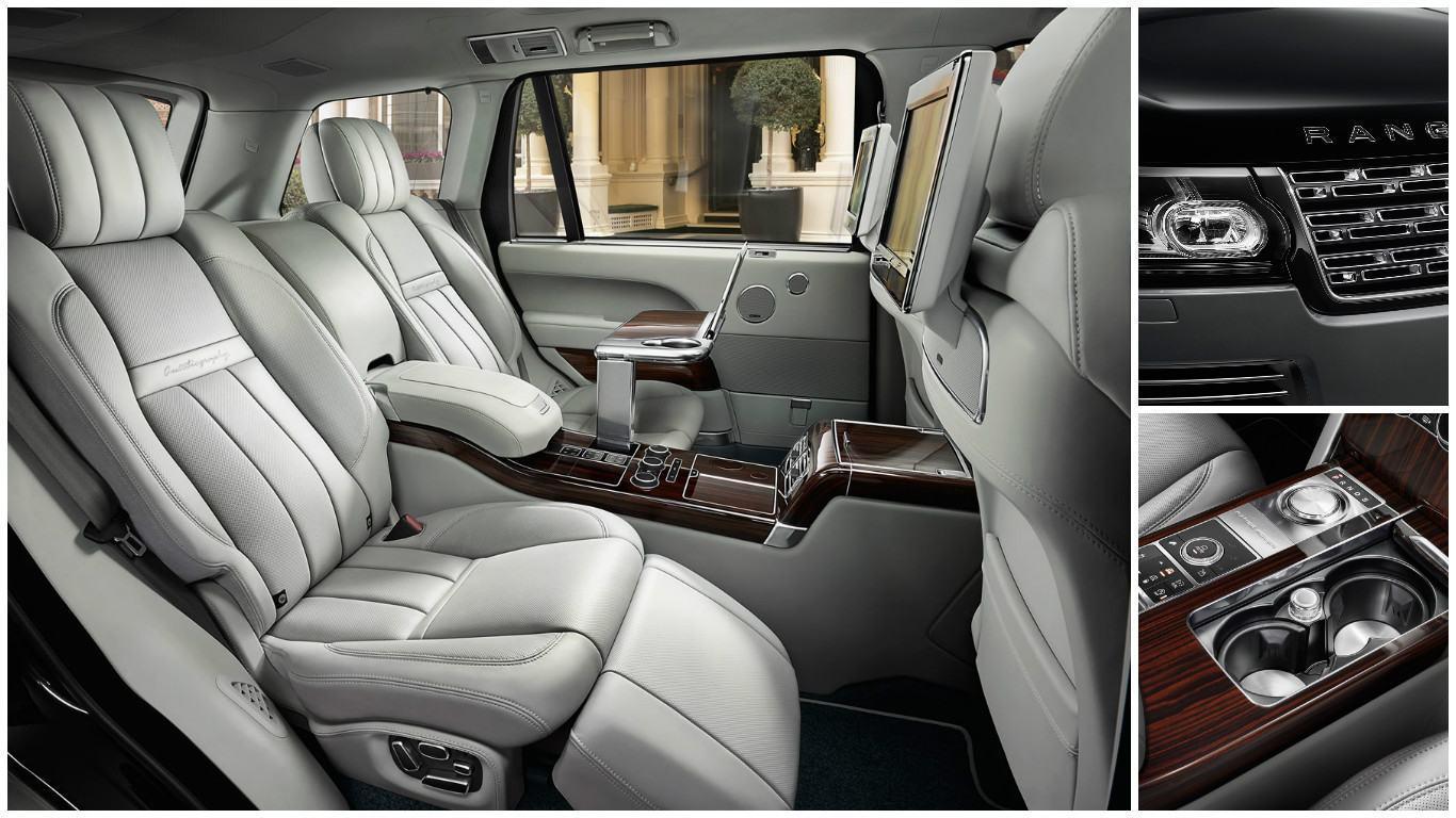 Range Rover Autobiography - Interior