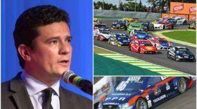 Operação Lava-Jato, conduzida por Sérgio Moro, chega ao Automobilismo brasileiro
