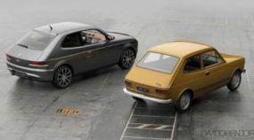 Um novo Fiat 147? Conheça o projeto com a versão moderna desse clássico (na visão de um designer)