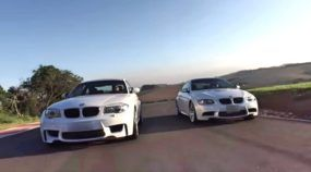 O preparador de BMW e sua garagem: dois carros, mais de 1.100 cavalos combinados