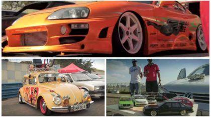 ExpoBaixos SP: Interlagos lotado de carros rebaixados e preparados como você nunca viu!