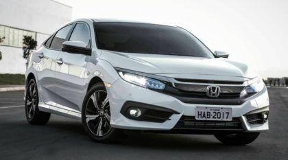 Honda Civic 2017: primeiros vídeos e lançamento oficial no Brasil (com versões e preços)