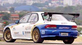 Conheça o Subaru Impreza de 400 cv que detona nos Track Days brasileiros (seu apelido é Samurai)
