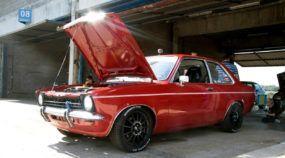Chevette com motor 5 cilindros (fivetech) de Marea? Veja a volta rápida no track day
