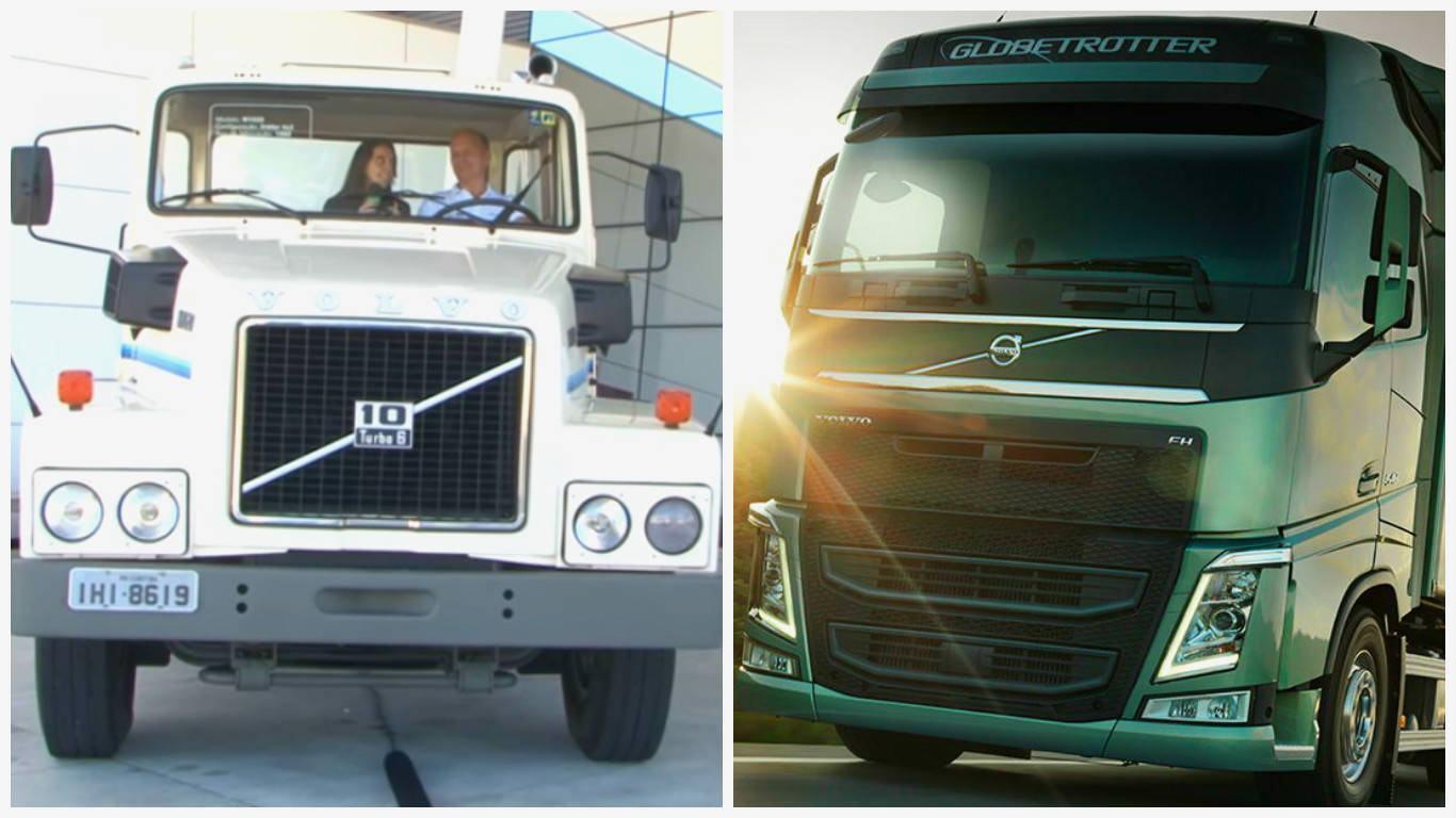 Volvo FH e NH