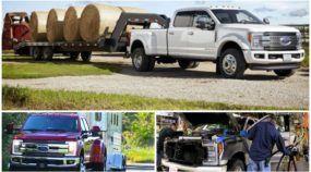 Brutalidade com tecnologia: Veja novidades da picape Ford Super Duty 2017