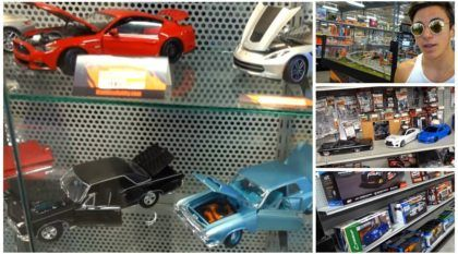 Modelismo: Brasileiro mostra os (inacreditáveis) preços em loja nos Estados Unidos