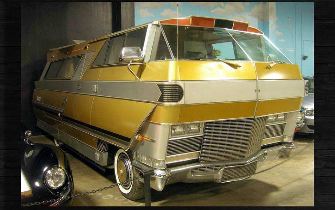 MotorHome StarStreak 1971