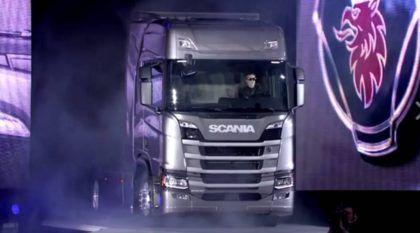Agora é oficial: Scania revela seu Caminhão de nova Geração (Veja primeiras imagens e vídeos)