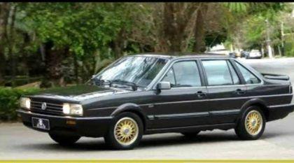 Lendas Brasileiras: Vídeo mostra o VW Santana Executivo em todos os detalhes (incluindo propagandas antigas)