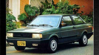 Lenda Brasileira: VW Voyage, 35 anos e mais de 1 milhão de carros vendidos (veja as propagandas dos anos 80 e 90)