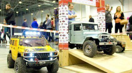 TOP! Miniaturas RC perfeitas e em ação extrema: Toyota Bandeirante, Hummer, Jeep e muito mais!