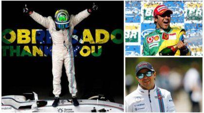 Felipe Massa anuncia aposentadoria da Fórmula 1 (Vídeo mostra grandes momentos da sua carreira)