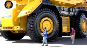 Caminhão do futuro (sem cabine e sem motorista)? Veja como funciona essa novidade da Komatsu com 2737cv