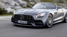 Novidade dos sonhos! Com 565cv, é revelado novo conversível da Mercedes-AMG