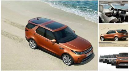 Lançamento: Vídeo revela o novo Land Rover Discovery (com mais robustez, luxo e leveza para o Off-Road)