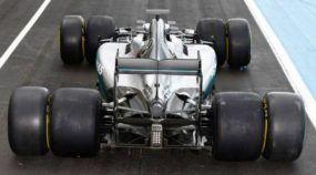 A impressionante diferença entre os atuais e novos Pneus da Fórmula 1 para 2017