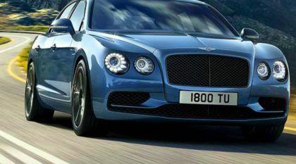 Sedan que chega a 325 km/h? Conheça o novo Bentley Flying Spur (com motor W12)