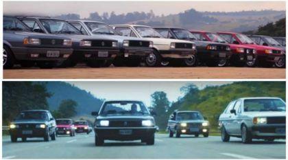Clube dos Quadrados Perfeitos: a paixão por carros VW que marcaram época