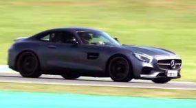 AMG GT S volta rápida Interlagos