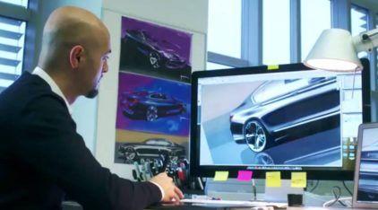Da prancheta até o carro dos sonhos: veja como um BMW é criado (em um minuto)
