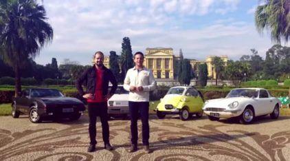 Especial 60 Anos da Indústria Automotiva Brasileira: homenagem a alguns ícones de nossa história