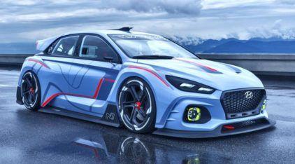RN30 Concept: Hyundai preparando um hot hatch para brigar com Focus RS e Golf R?