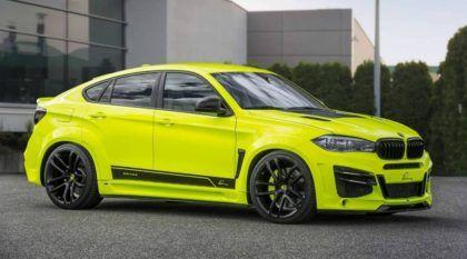 Chamativo, potente (e polêmico)! Veja o novo BMW X6M com o toque da Luma Design