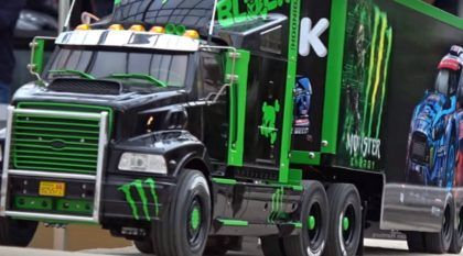 Miniaturas RC perfeitas de Ken Block: caminhão e modelos Fiesta com realismo impressionante!