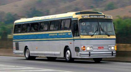 Flecha Azul: O Ônibus mais clássico da história no Brasil (em vídeos históricos)!