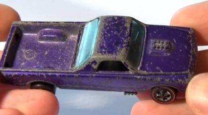 Novo de novo: Veja como esse cara restaurou um velho (e raro) Hot Wheels