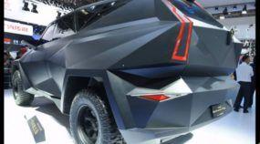 Será que esse monstro vai ser o novo SUV mais caro do mundo?