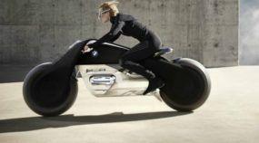 BMW revela a Moto do Futuro (que nunca cai e você não precisa de capacete)