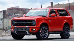 Agora é Oficial: Ford Bronco (finalmente) voltará a ser fabricado