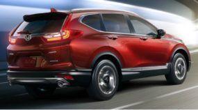 Novidade mundial: Reveladas primeiros vídeos do Novo Honda CR-V