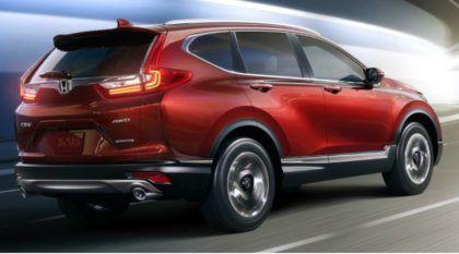 Novidade mundial: Revelados primeiros vídeos do Novo Honda CR-V