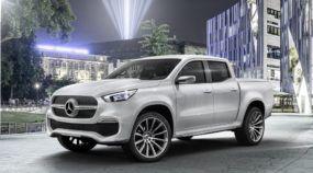 Novidade revelada: Mercedes-Benz apresenta sua primeira Picape da história (Assista ao vídeo)