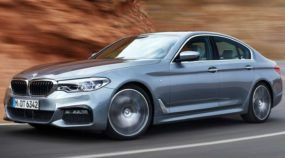Novidade mundial: Novo BMW Série 5 (2017) conta com mais tecnologia, luxo e performance