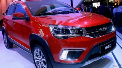 Nova esperança chinesa: Chery apresenta o Tiggo 2 no Brasil (concorrente do Honda WR-V)