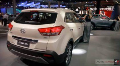 Grande estrela do Salão? Veja o novo Hyundai Creta (SUV que vai agitar o mercado)